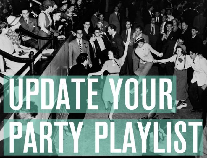 party playlist WEB
