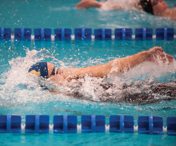 20140131, 2013-2014, 20140131, By Zachary Llorens, Mens, Pool, Rolfs Aquatic Center, Swimming, Womens-3