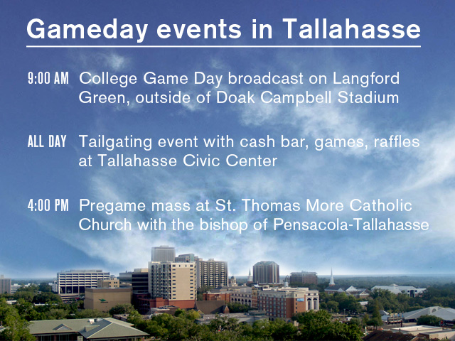 web_gameday in tallahasse