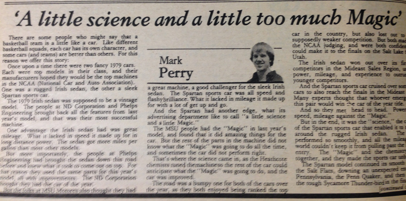 From The Observer in 1979.