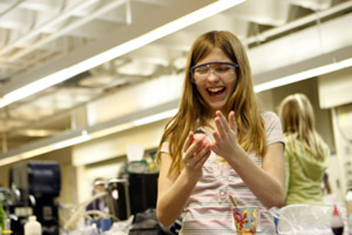 Saint Mary's will host the 23rd annual Hypatia Day this Saturday, a day for middle school girls to be inspired by the realms of math and science.
