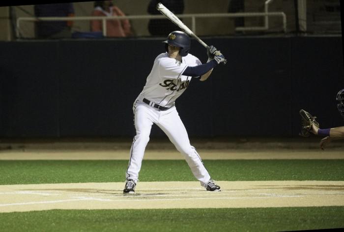 2013-2014, 201404509, Baseball, By Michael Yu, Clemson, Eck Stadium.jpg Tigers