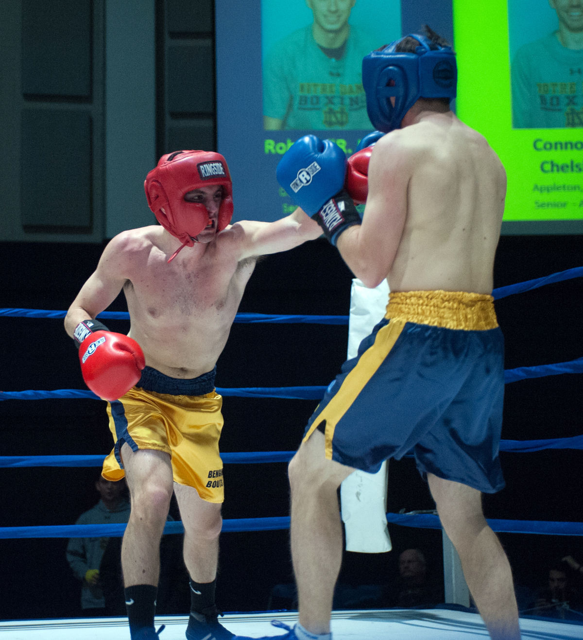 Chelsky LEFT 1,  20150218, Bengal Bouts, Caroline Genco, Devine (W) vs. Chelsky-2