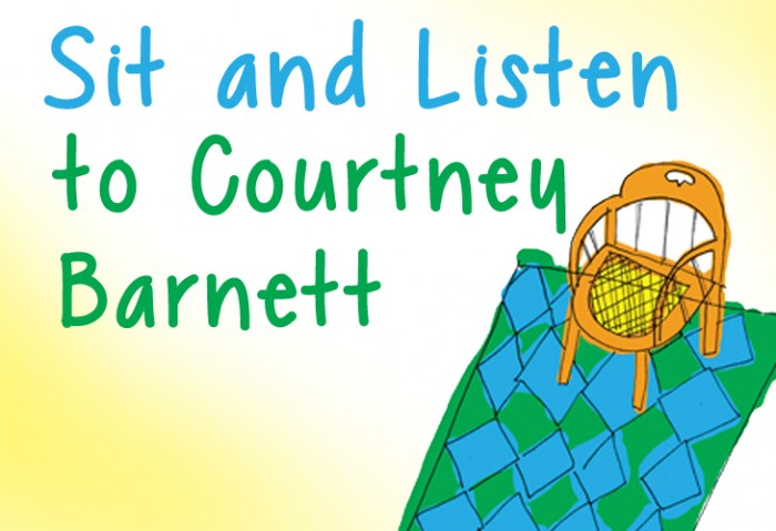 Sit and Listen to Courtney Barnett