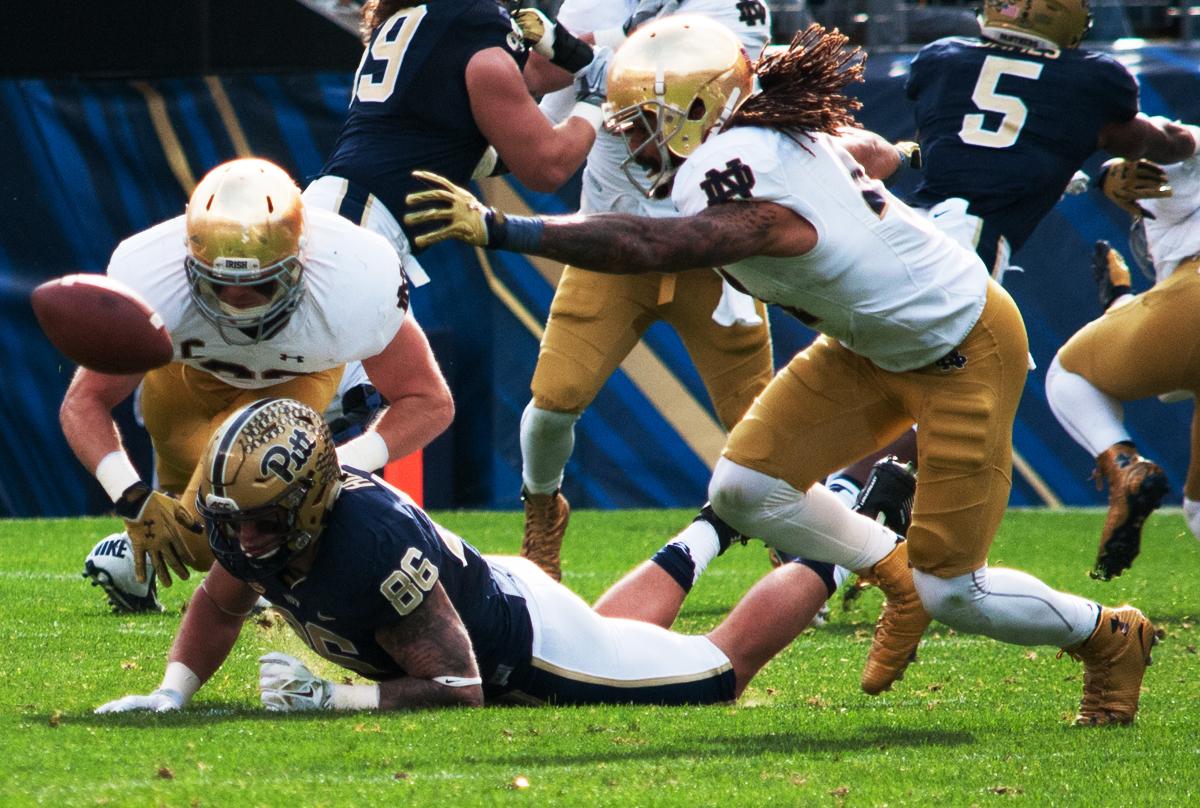 Farley 20151107, 20151107, Annmarie Soller, Football, vs. Pitt