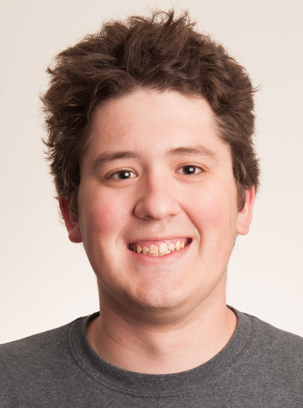 Alex Carson, 2016-2017 Assistant Managing Editor