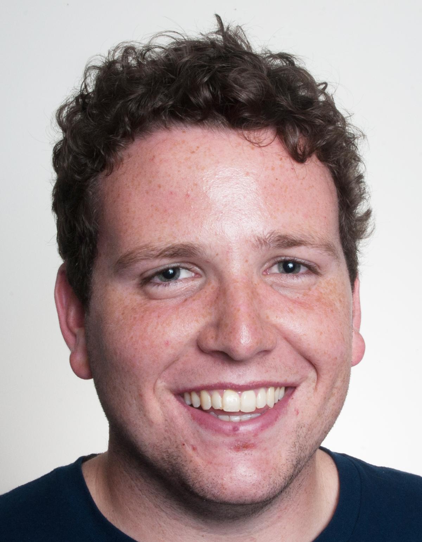 Zach Klonsinski, 2016-2017 Assistant Managing Editor