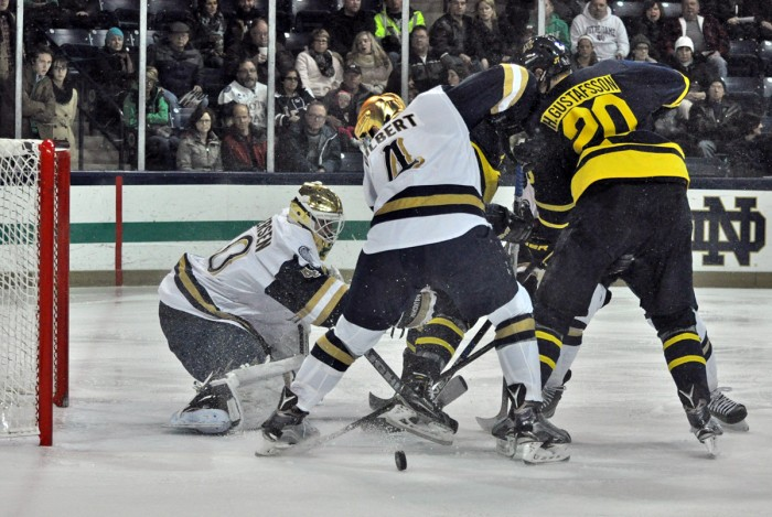 Hockey East: Vermont Awaits ND, Petersen