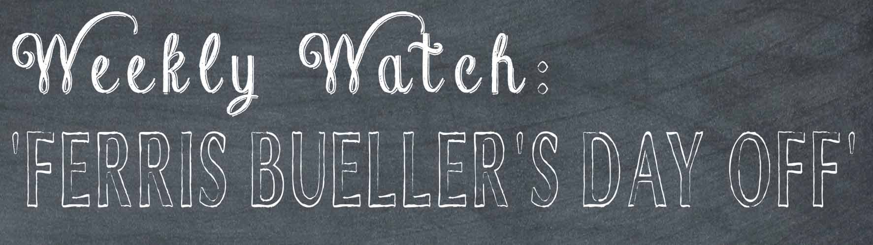 Weekly Watch WEB 1