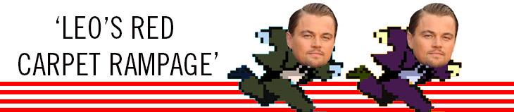 Leo web