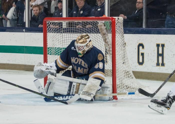 Hockey East: Irish Turn Focus Towards Hockey East Tournament