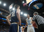 Men's Basketball vs. North Carolina, 88-74, NCAA Tournament, Wells Fargo Center