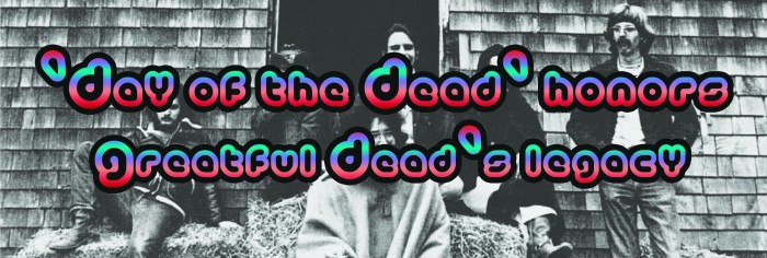 The Greatful Dead Banner