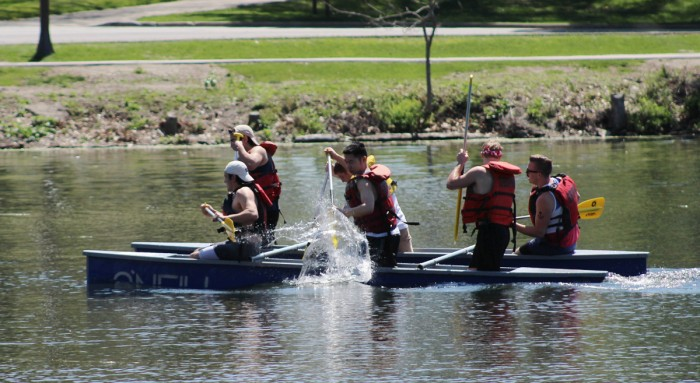 WEB 20160423, 20160423, Chris Collins, Fisher Regatta, Saint Mary's Lake