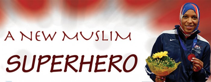 A New Muslim Superhero web