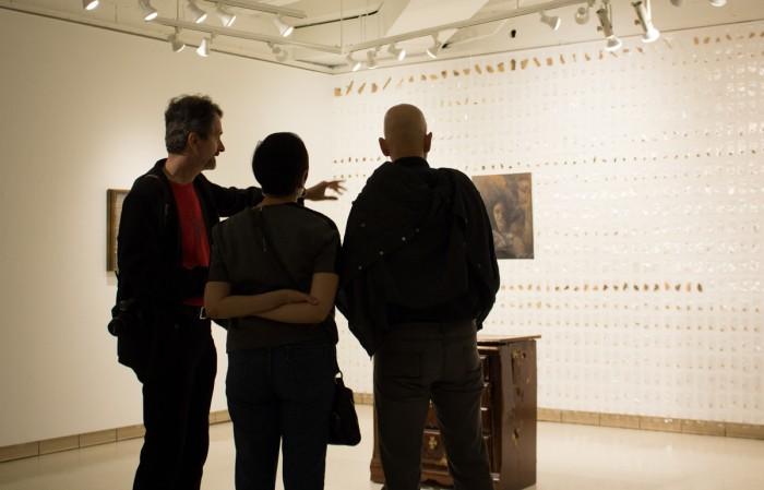 20160915, 201609015, Monica Villagomez Mendez, Moreau Art Gallery, Moreau Gallery-2