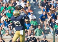 Fast start gives way to Irish collapse against Blue Devils