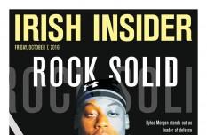 Print Edition of the Irish Insider for Friday, October 7, 2016