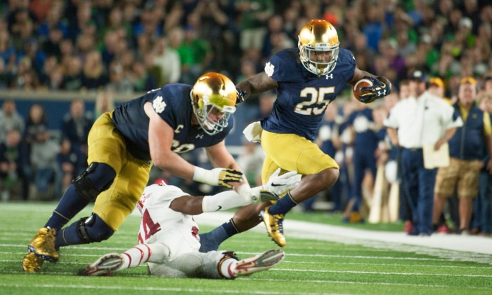 Notre Dame game won't be Catholics vs. Convicts