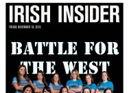 Print Edition of the Interhall Insider for Friday, November 18, 2016