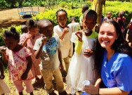 Students travel to Tanzania, participate in medical service