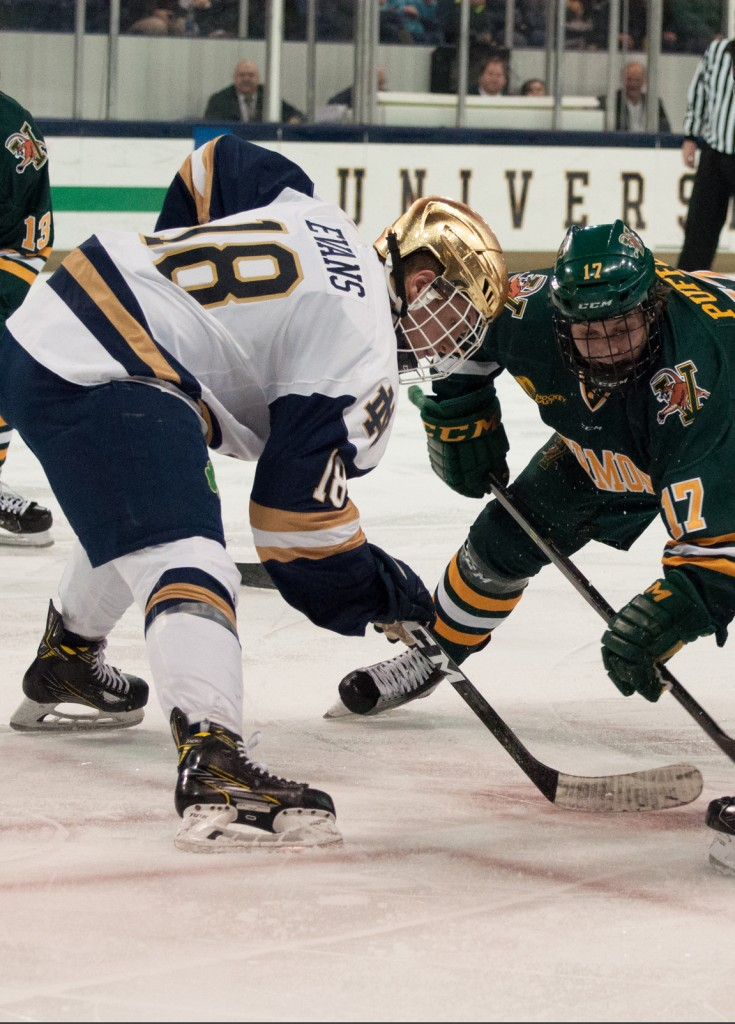 Hockey East: Irish Fall Just Short Of League Title