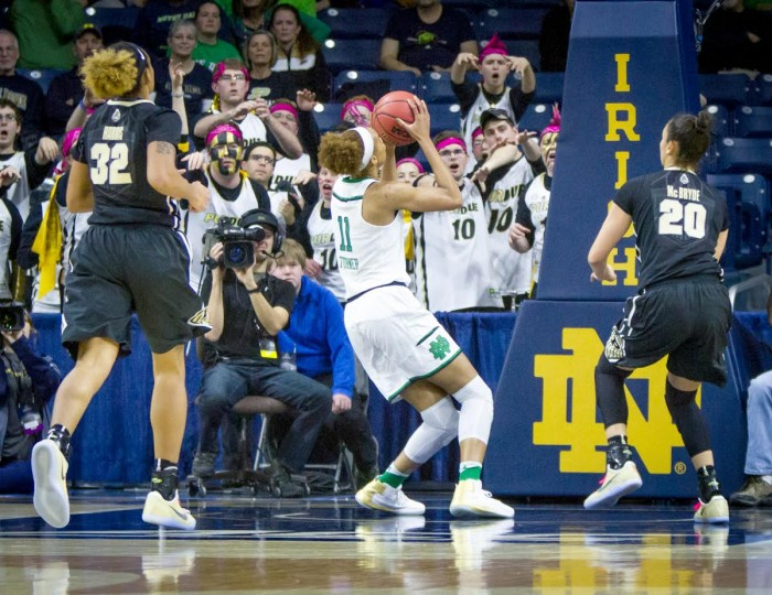 Brianna Turner out for rest of season with torn ACL