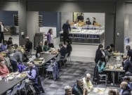 Campus Dining unveils renovated side of North Dining Hall
