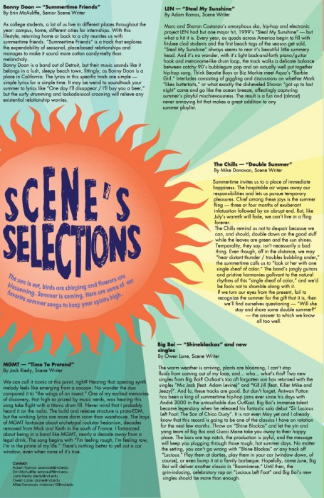 scene selections summer web