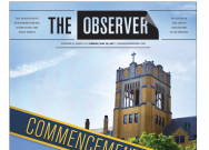 Print Edition of the Commencement Edition for Friday, May 19, 2017