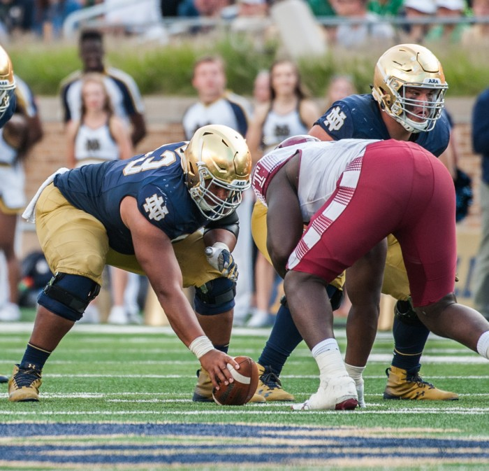 Irish, Wimbush turn attention to Georgia after good start vs. Temple