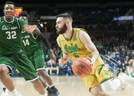 Irish can't overcome first half deficit in Big Ten/ACC Challenge loss