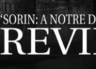 'Sorin: A Notre Dame Story' Review