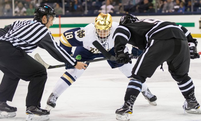 Spartans play host to No. 4 Notre Dame this weekend at Munn