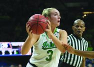 Irish blow 12-point lead in loss to No. 1 UConn