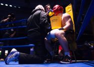 Students participate in annual boxing tournament to support Holy Cross Missions in Bangladesh