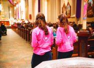 Memorial Mass honors life of former rector Sister Mary McNamara